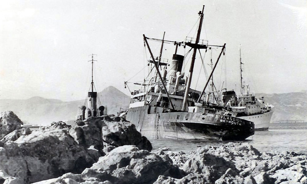 "Matsas Salvage Tugs ""ATLAS"" and ""KERAVNOS"""