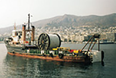 Cable laying Operations